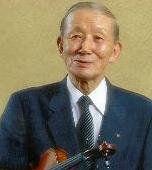 Suzuki portrait