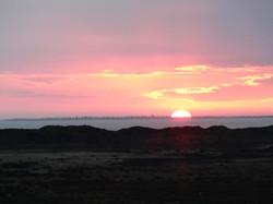 Sunset over Port Fairy