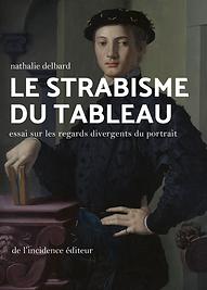 Le Strabisme tableau Nathalie Delbard