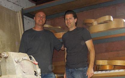 Deke Dickerson and Barry Grzebik
