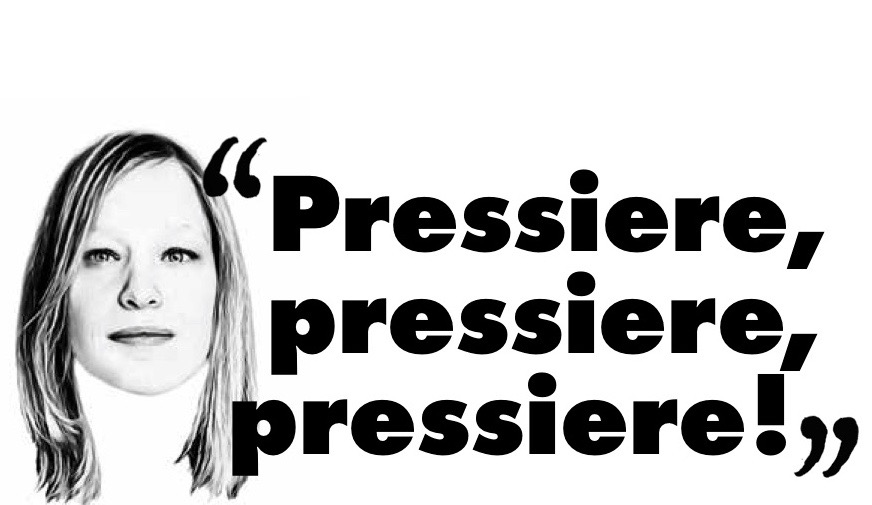 PRESSIERE, PRESSIERE