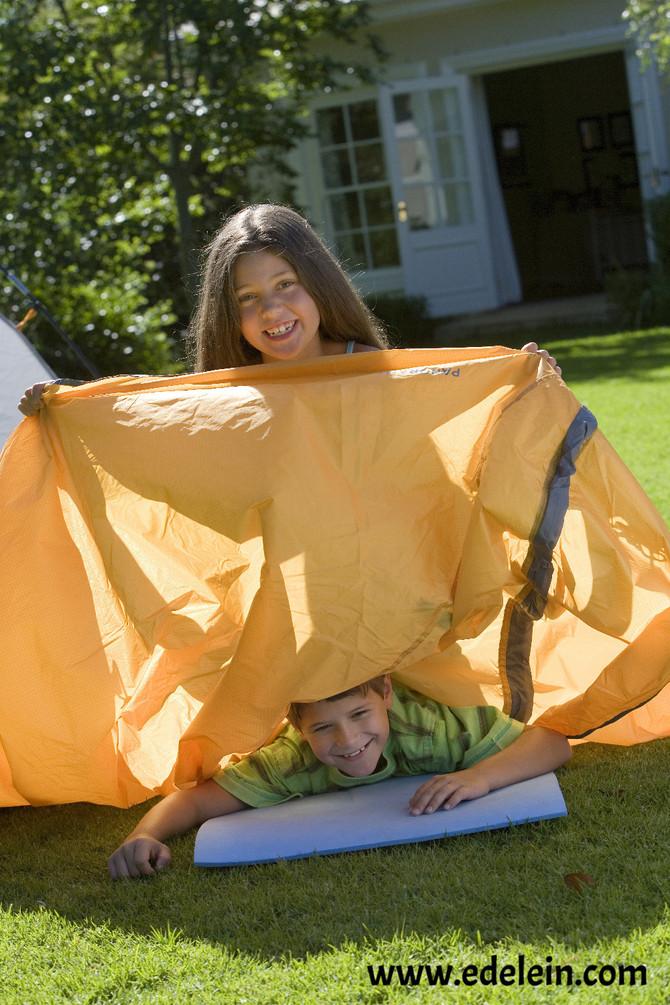 Stress Free Fun: 'Survivor' In Your Own Backyard