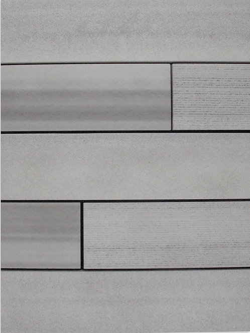 """Subway Tile Textured Marble Tiles 3""""x8"""". Prices are Per Square Foot"""