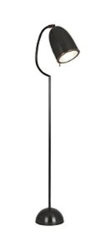 black arm lamp