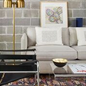 Rings Art, Dylan Sofa, Wassily Chair, Pe