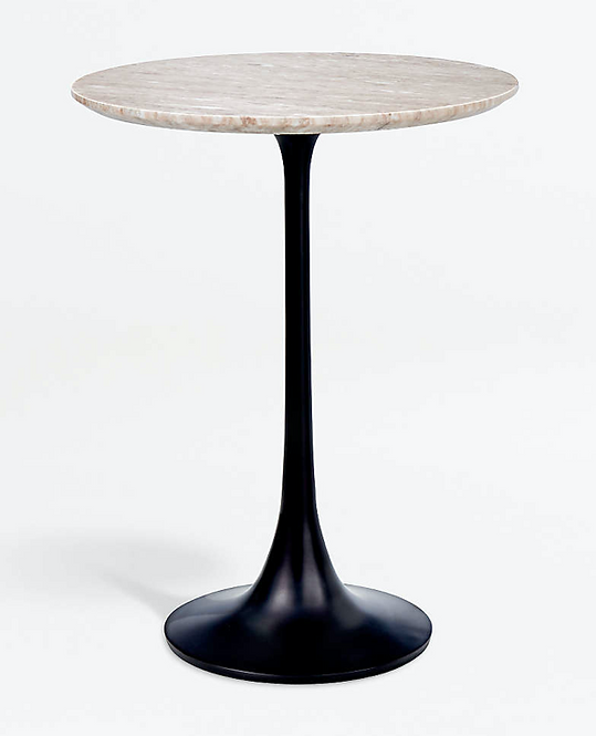 nero marble table