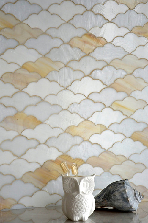Cloud Mosaic.  Prices are Per Square Foot.