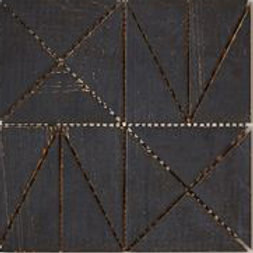 Amy Teak Tile in Black. Prices are Per Square Foot