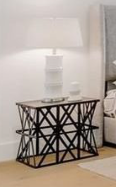 cage side tables