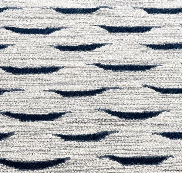 Tiger Stitch rug