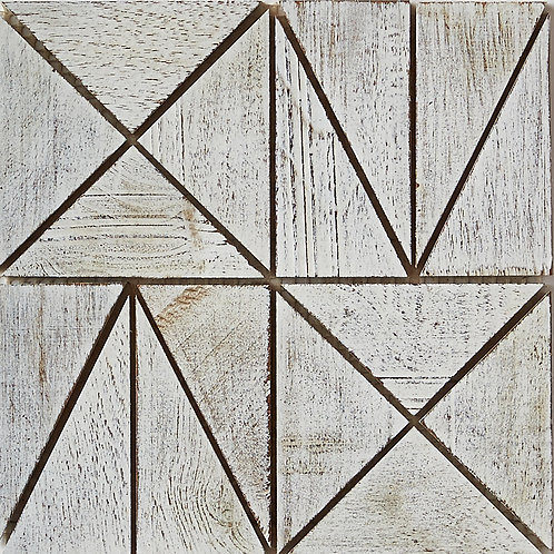 """Amy Teak Tile in Matte 8""""x8"""". Prices are Per Square Foot"""