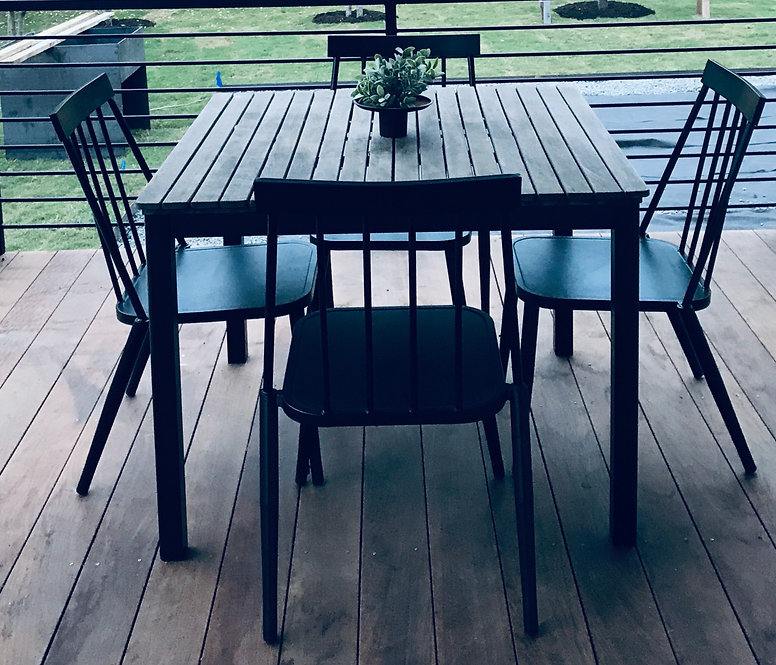 outdoor mission table