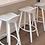 Thumbnail: white stools