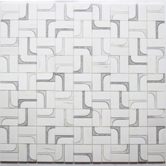 Lure Textured Marble Tile.   Prices are Per Square Foot