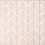 "Thumbnail: Slant Stitch in Coral 12""x12"". Prices are Per Square Foot"