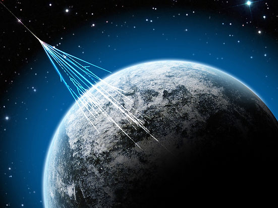 lethal cosmic rays earth