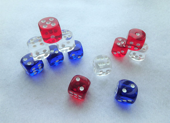 Vexed - Red, White & Blue Gem Edition