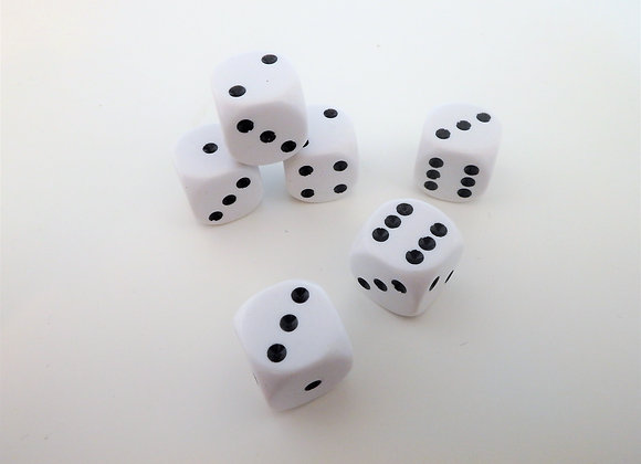 Red Hot Farkle - Classic White Edition