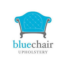Blue Chair Upholstery