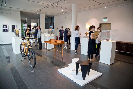 17.Hessische Gestaltungspreis 2021 Handwerksform Ausstellung