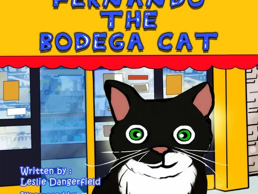 'FERNANDO THE BODEGA CAT' GETS HIS OWN CHILDREN'S BOOK DEBUT