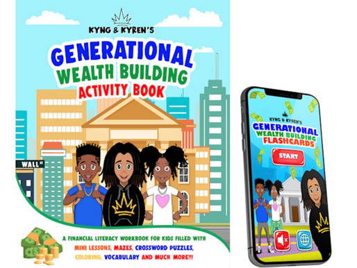 Innovative Financial Literacy App Launched by Father-Son Duo with Bestselling Financial Literacy Boo