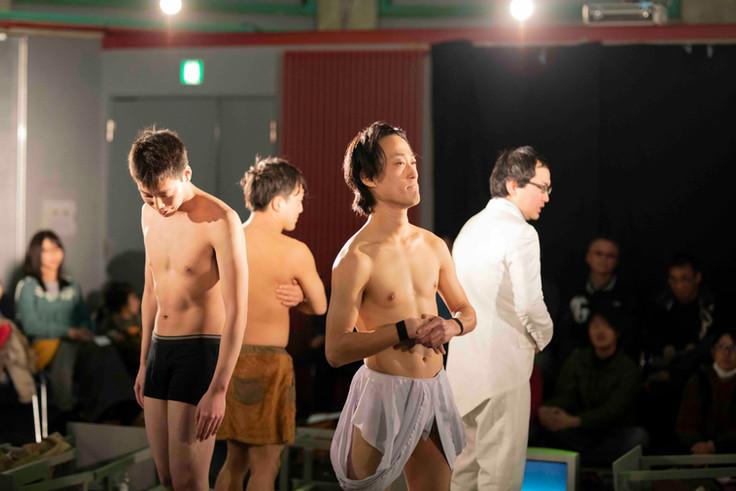 2018:劇団短距離男道ミサイル
