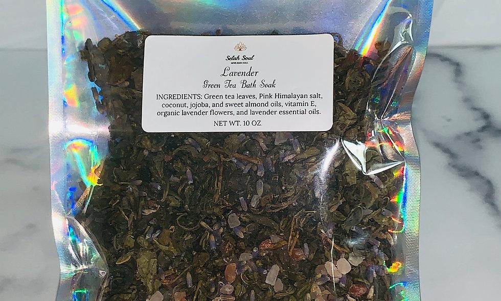 Lavender Tea Bath Soak