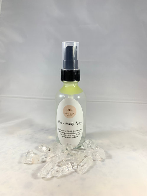 Crown Smudge Spray