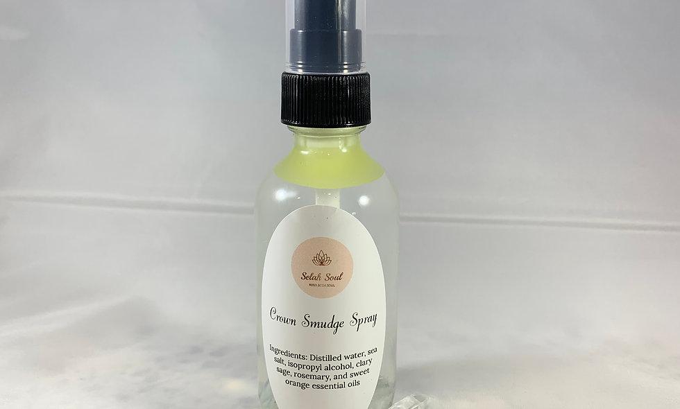 Crown Smudge Spray
