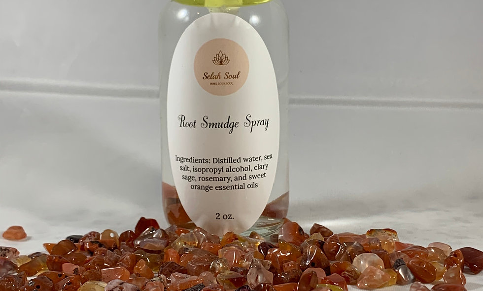 Root Smudge Spray