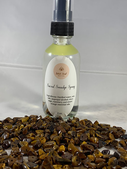 Sacral Smudge Spray
