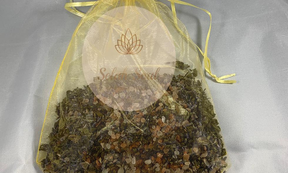 Mango Hibiscus Tea Bath Soak