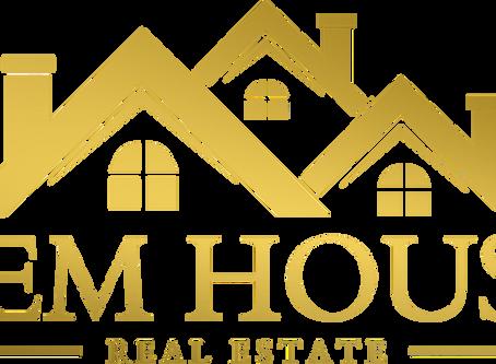 Nuevo logotipo comercial de la inmobiliaria de lujo en Mallorca.