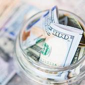 Dollar Bill v Jar