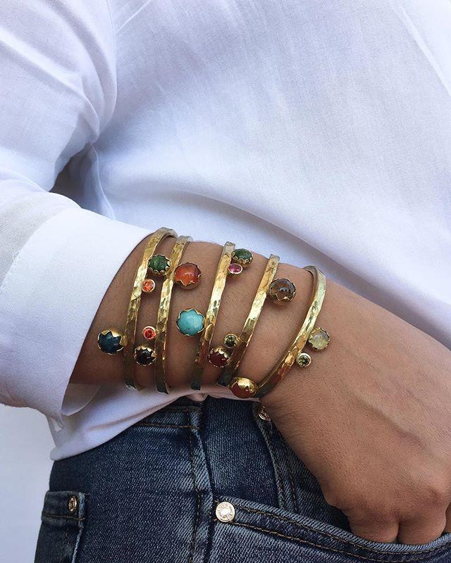 As pulseiras mais desejadas para o Verão