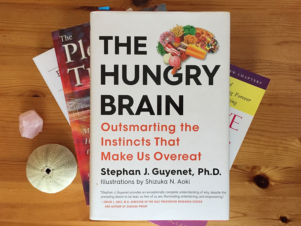 4 Books on Binge Eating, The Hungry Brain
