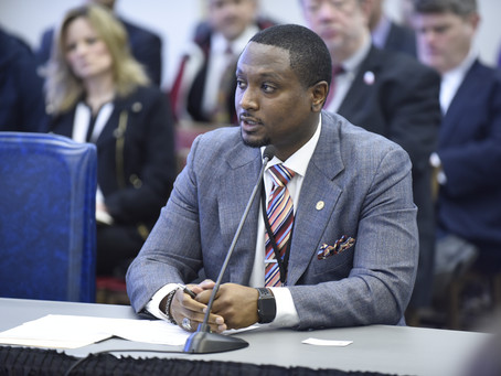 Rep. West Re-Appointed to the Legislative Ethics Commission