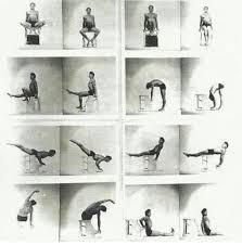 Joseph Pilates , un précurseur