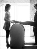 Pilates-Large barrel