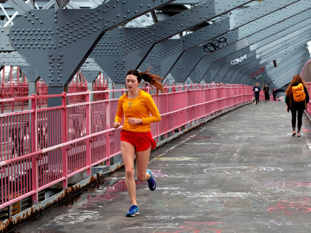 Keeping exercising regularly ease depression and lift moods