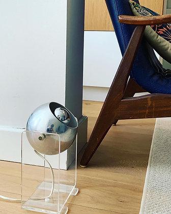 Guzzini space age lamp (SOLD)