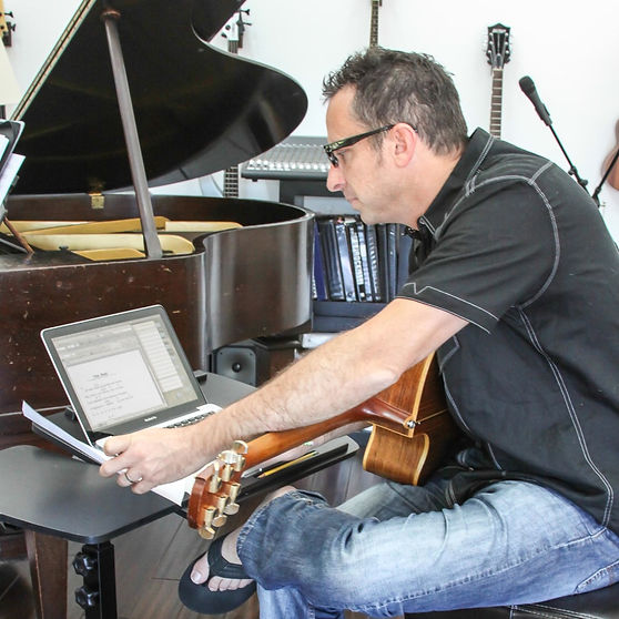 Ron DePuy sells his songs, writes custom songs by commission and writes Christian/Inspirational songs
