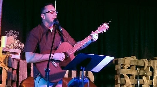 Ron DePuy leads worship, mentors young worship leaders, and consults with churches