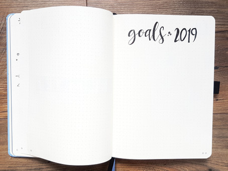 5 Ways To Help You Keep Your 2019 Goals