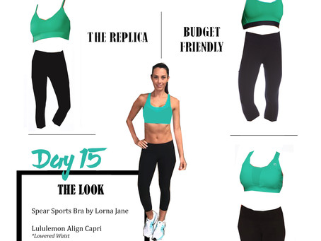 GET THE LOOK: AUTUMN | DAY 15