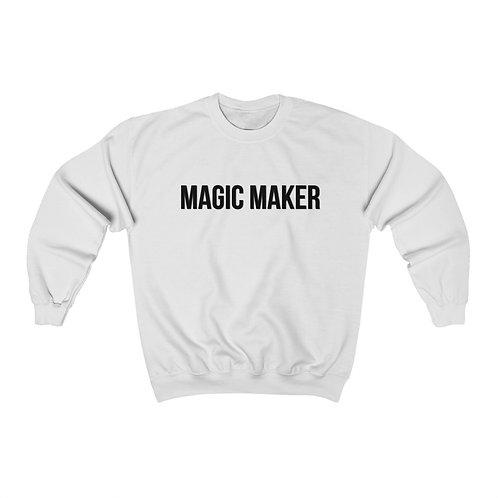 MAGIC MAKER Unisex Heavy Blend™ Crewneck Sweatshirt