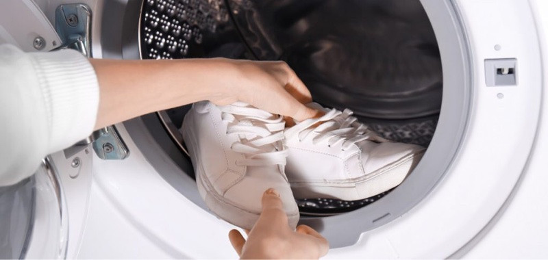 How To Wash Your Gym Shoes