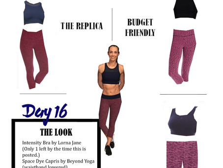 GET THE LOOK: AUTUMN | DAY 16