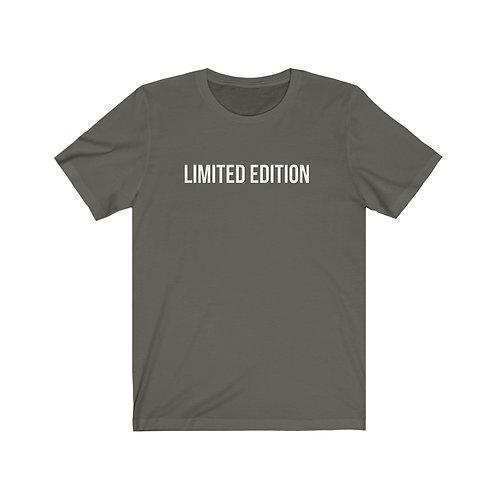 LIMITED EDITION Unisex Jersey Short Sleeve Tee